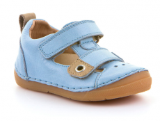 Froddo Flexible sandálky light blue