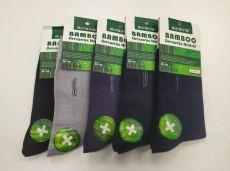 Bambusové ponožky AURA VIA - pánské